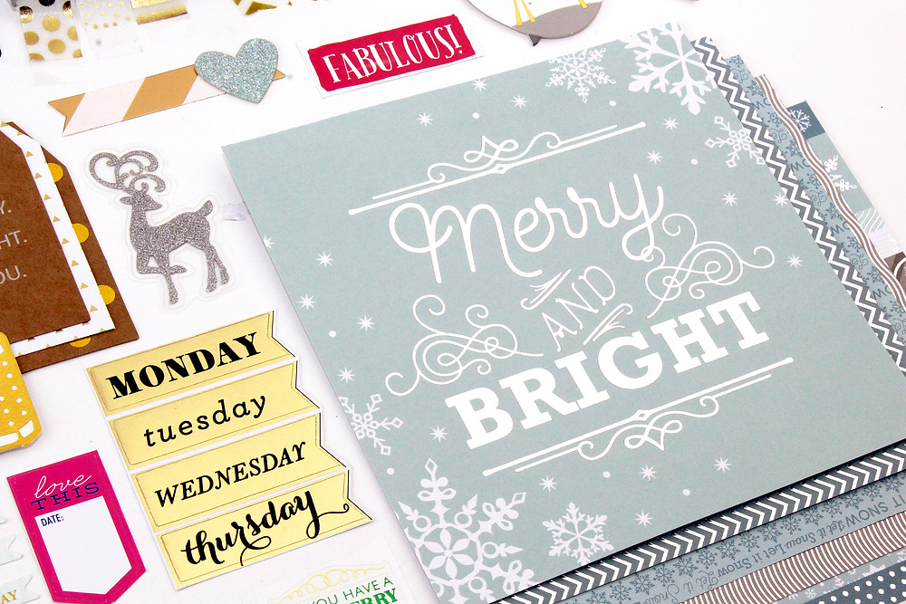 december daily supplies