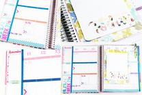 Planner Decoration: Week 21 using Erin Condren Planner