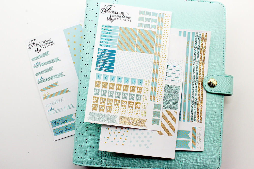 planner stickers and kikki k