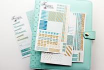 New Planner Stickers and Kikki K