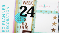 Planner Decoration: Lets Do this!