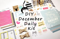 DIY December Daily Kit