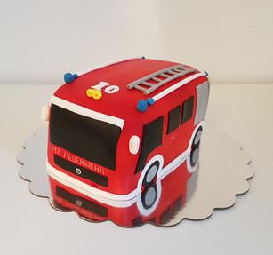 Feuerwehr Geburtstagstorte