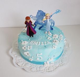 Elsa Geburtstagstorte