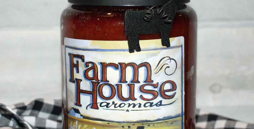 Farm House Aromas Candle