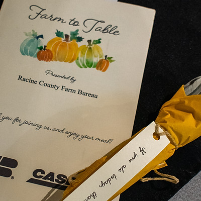 Farm to Fork Event