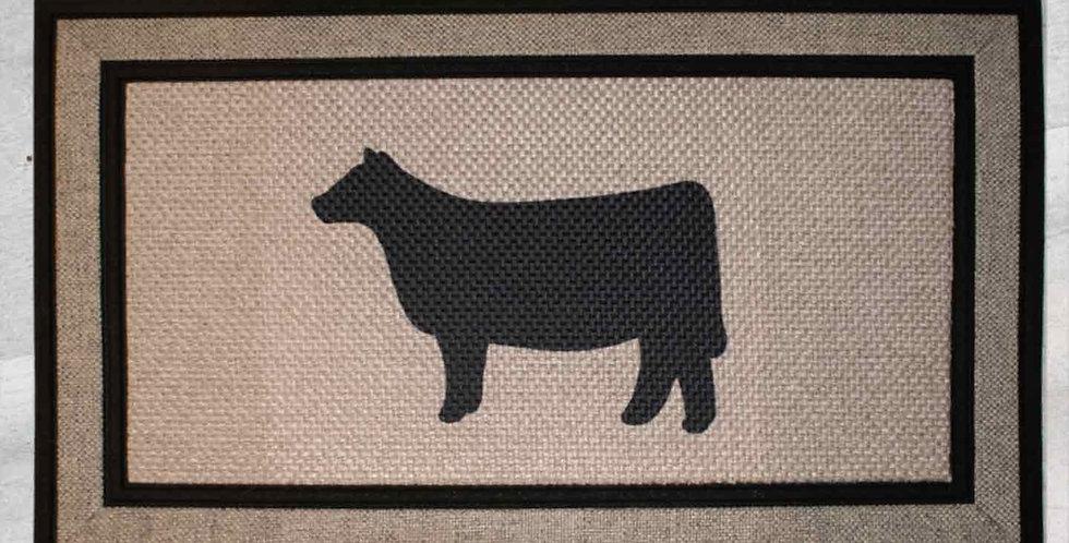 Heifer Doormat