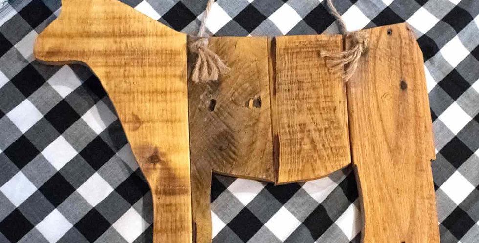 Wood Heifer