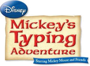 Disney Mickey Typing