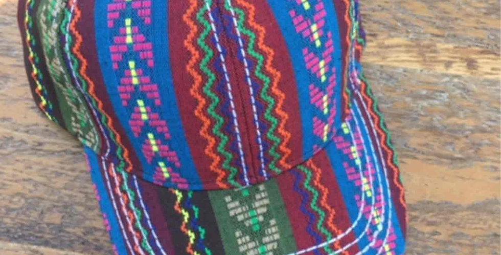 CC Brand Aztec Print Cap