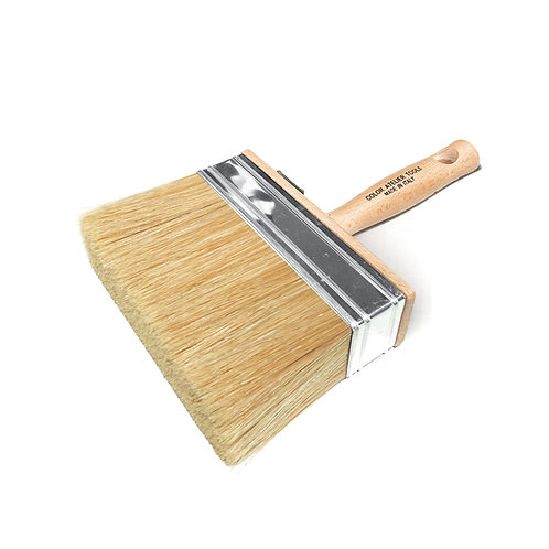 Lime Paint Brush, 6 inch