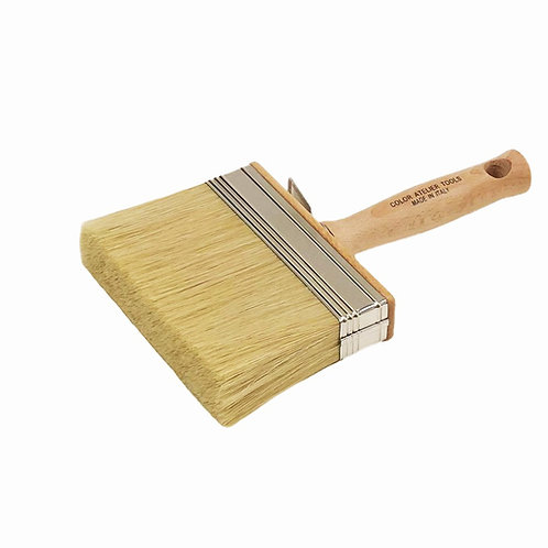 Lime Paint Brush, 5 inch