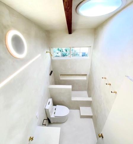 Tadelakt & Floor Plaster - Wabi