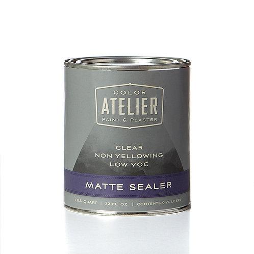 Sealer, Matte