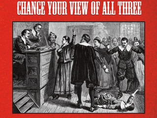 What was really behind the Salem Witch Trials?