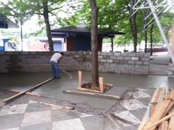 new concrete
