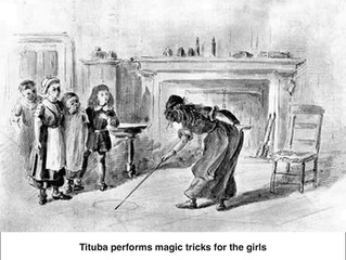The Salem Witch Trials, a Real-Life Whodunit