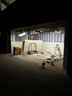 concession renovation