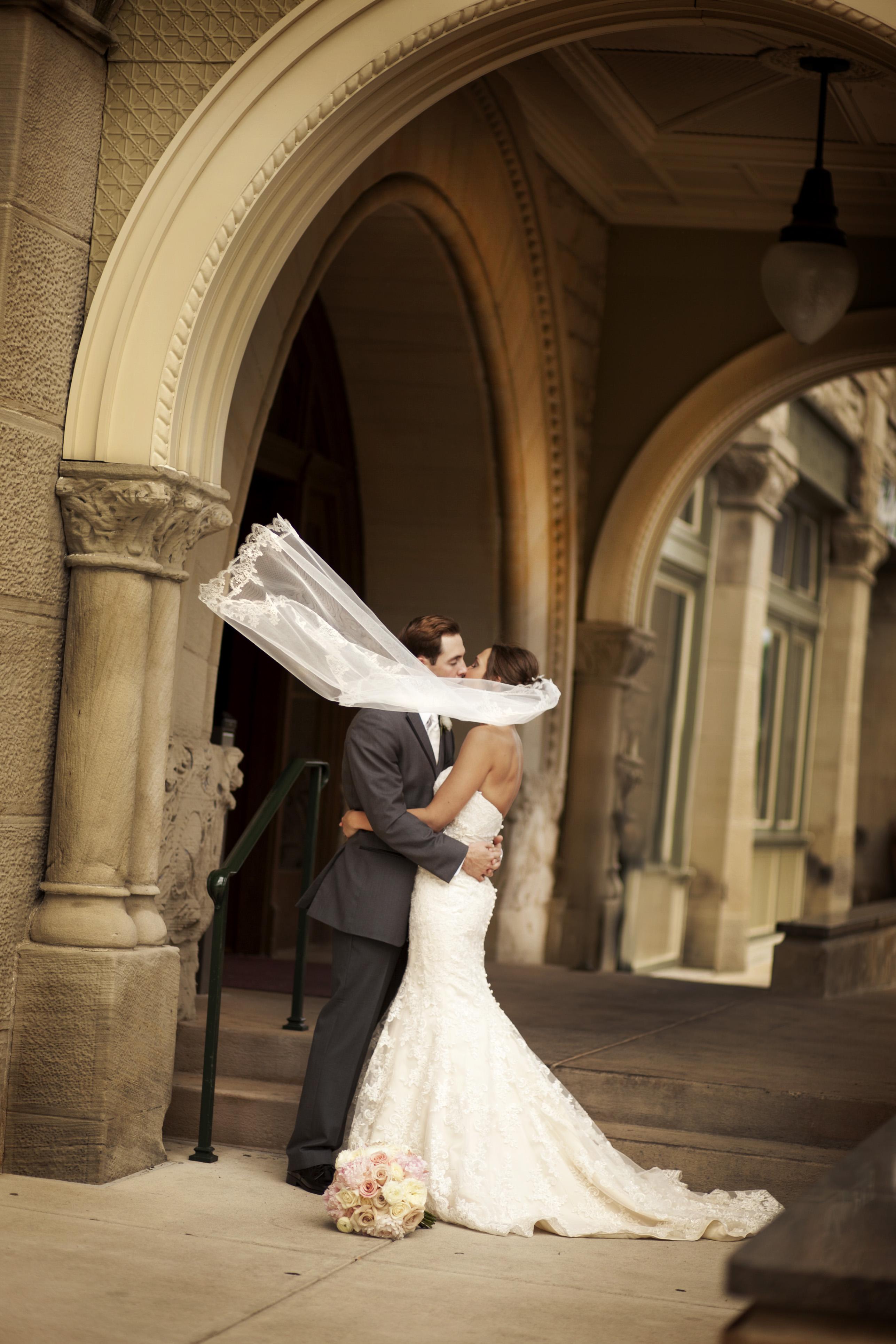 Piqua Ohio Wedding Photographer