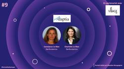 Interview Adaptia - Charlotte Le Blan et Constance Le Blan