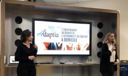 Adaptia - Start up - Village by CA