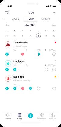 Meditivity_Habits