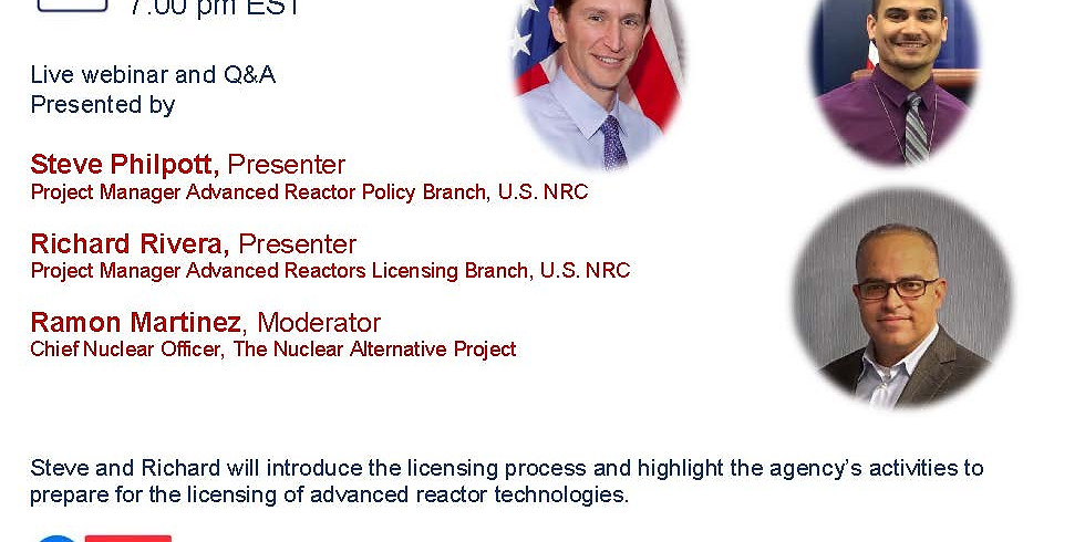 Licensing for the Future: Advanced Reactor Technologies