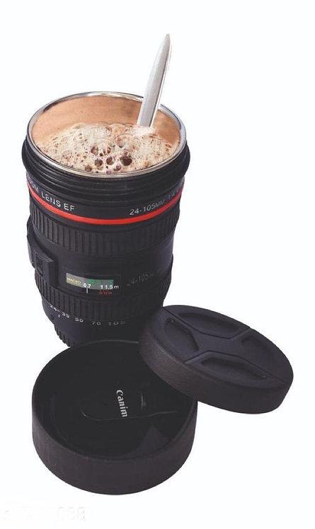 Attractive Camera Lens Mugs