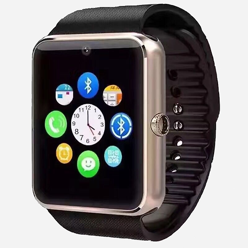 Digital Display Smart Hand Watch