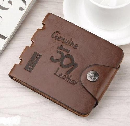 Trendy Stylish Leather Men's Wallet Vol 1