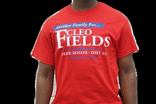 Cleo Fields T-Shirt