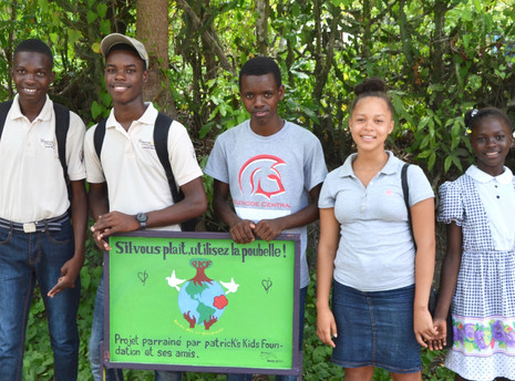 Educating and Equipping Haiti's Youth to Capitalize on the Benefits of Entrepreneurship