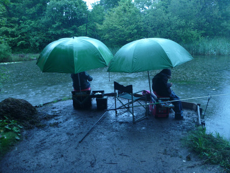Thamesview School excel at their first Fishing session of the year