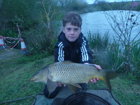 Fishing for Schools delivers at Rowhill School