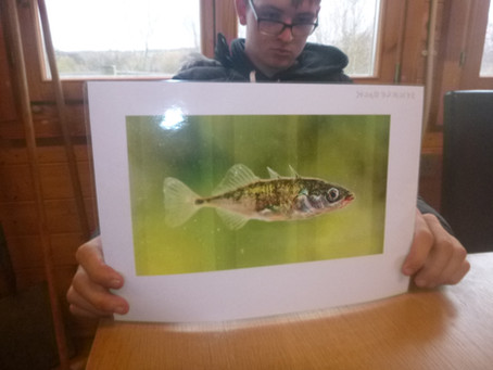 Angling in Education update: Warren White's Courses in Kent