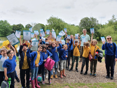 Apply now for a place on the Fishing for Schools 2021-22 Programme