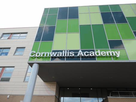 Cornwallis Academy kick off Fishing for Schools session