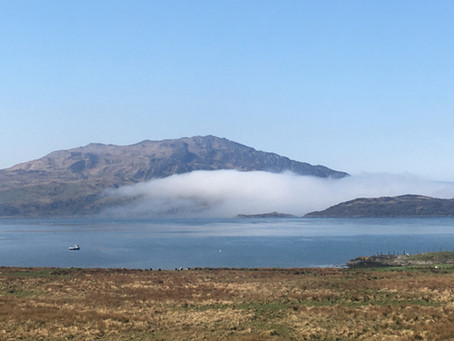 Fishing fanatics set themselves a mega marathon challenge on the West Coast of Scotland