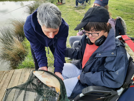 Fishing for Schools returns to Dorset with Yewstock College
