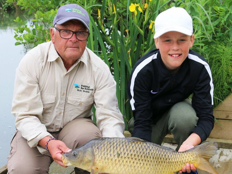 Fishing for Schools July tip of the month by Bob Goble