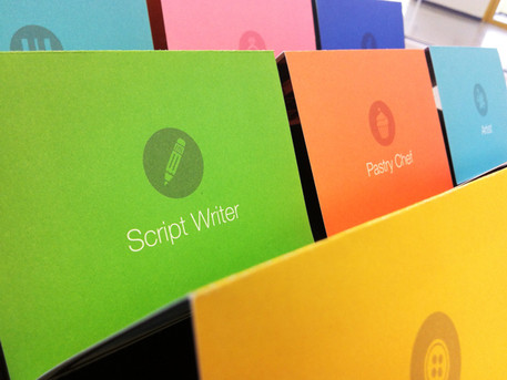 Get Your Own Trendy Biz Cards Fast!