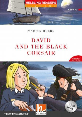 David and the Black Corsair + CD