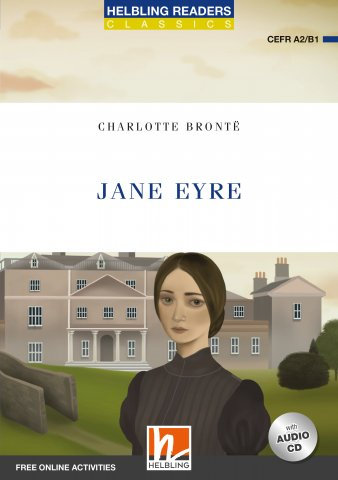 Jane Eyre + CD