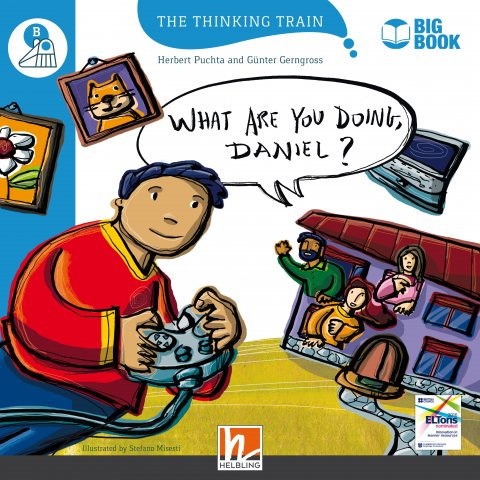 What Are You Doing, Daniel? Big Book