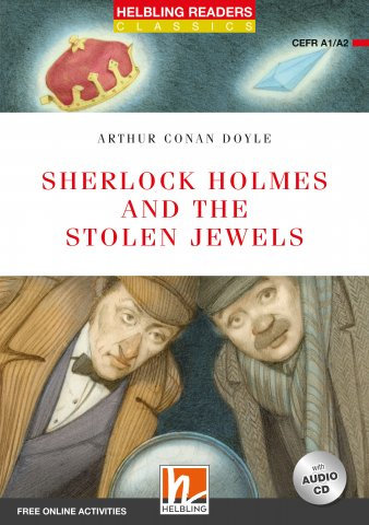 Sherlock Holmes and the Stolen Jewels + CD
