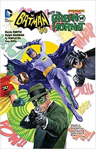 Batman 66 Green Hornet TP (Batman '66 Meets the Green Hornet)