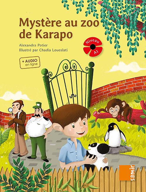 Mystère au zoo de Karapo