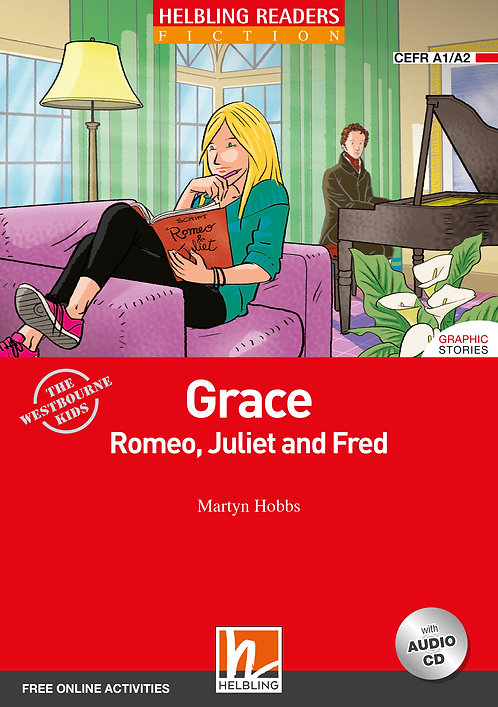Grace, Romeo, Juliet and Fred +CD