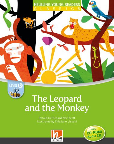 The Leopard and the Monkey + CD/CDR