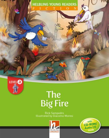 The Big Fire + CD/CDR